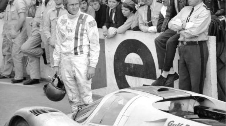 Porsche and McQueen - The Perfect Combination
