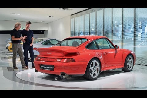 VIDEO: Designing the 993...Tony Hatter Interview